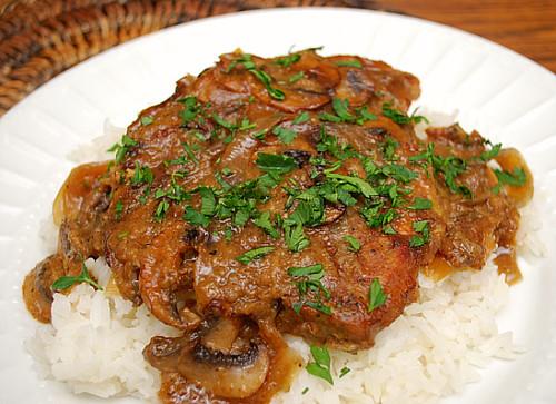 steward of savings smothered pork chops recipe