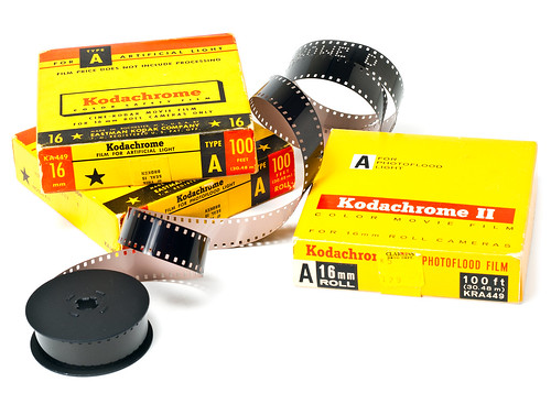 Kodachrome Movie Film