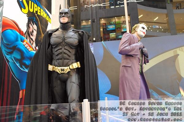 DC Comics Super Heroes - Pavilion KL-02