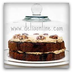 austrian-coffee-walnut-cake