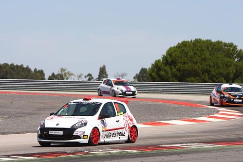 Renault Clio Cup 2011 Monteblanco