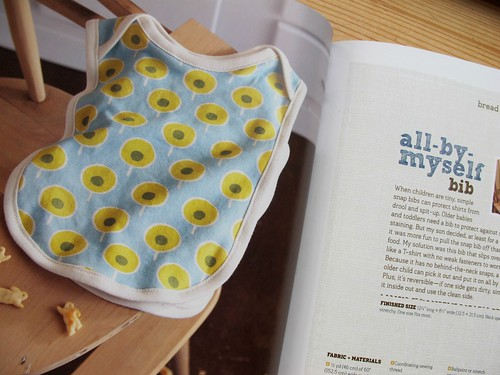 all by myself bib