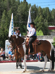 Evergreen Rodeo Drill Team