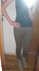 New jeans (fiona_cd1) Tags: cute sexy legs young crossdressing teen german fiona crossdresser crossdress teenage