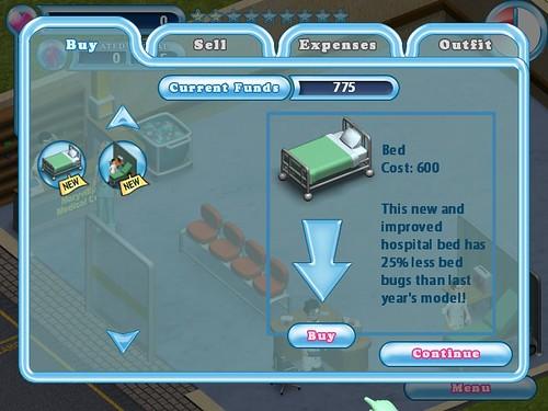 bedbug game