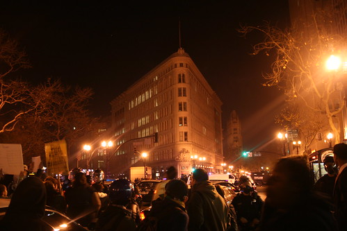 Riots in Oakland