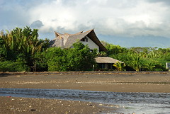 the grass shack on the beach (Lori-B.) Tags: beach philippines beachhouse negrosoriental sibulan