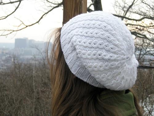 Slouchy copycat hat