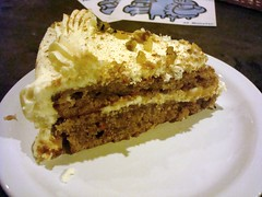 Carrot Cake from Mr Spots Chai House