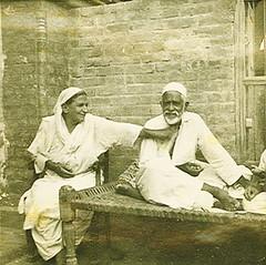 Nani and Nana (Daudpota) Tags: family pakistan india photography hyderabad shaikh sindh developingcountry southasia isadaudpota shaikhs