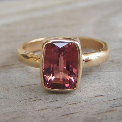Paraiba Tourmaline 14k Gold Ring