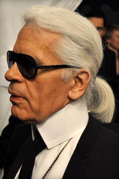 Karl Lagerfeld, james bort, dior
