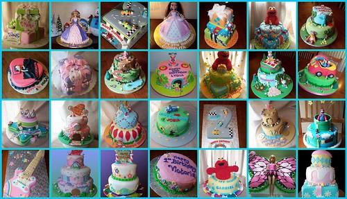cakes for kids birthday. Kids Birthday Cakes