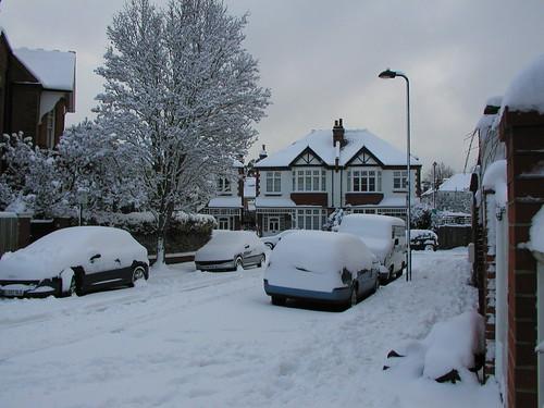 London Snow HY 0109 004