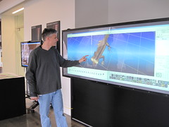 Autodesk Gallery - Mud box on touch wall