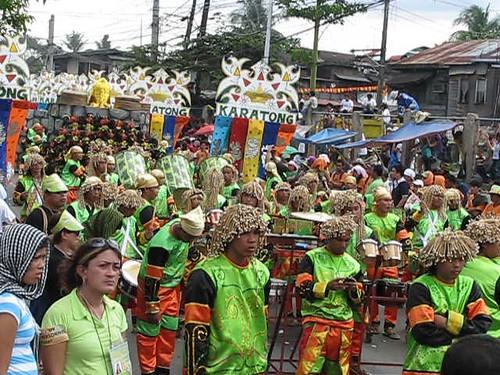 Unique Drumbeats of Karatong(Listen)