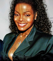 Wooden Janet Jackson