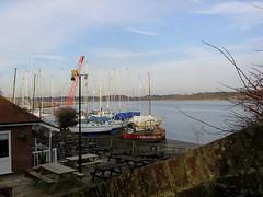 Estuary from the May Bush