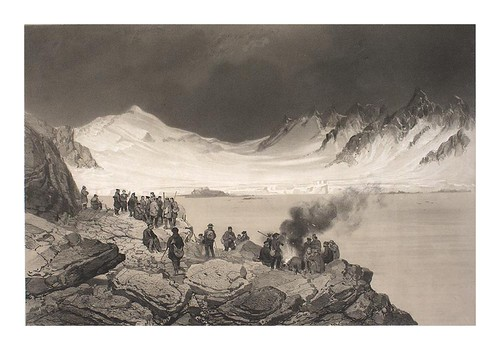 012- Bahia Smeeremberg- Spitsbergen 1839