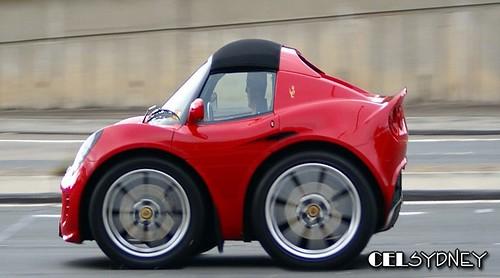 Mini Lotus Elise