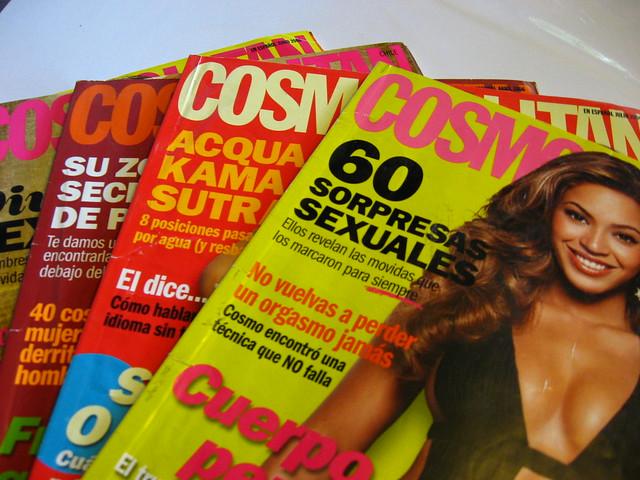 Cosmopolitan no me manda