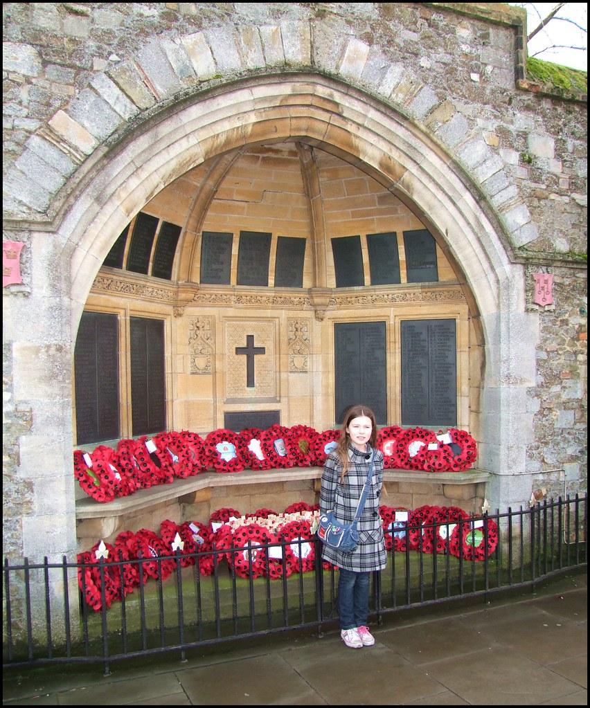 City of Ely war memorial