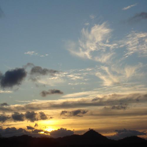 Palo Verde, viene el Sol, Feb 2009