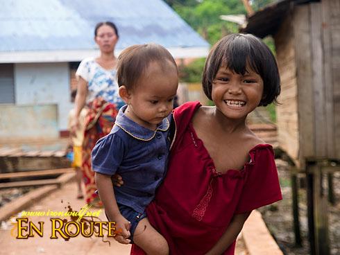 Tawi-Tawi Bajau Village Kids