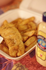 Day 37 - $5 Fish and Chips