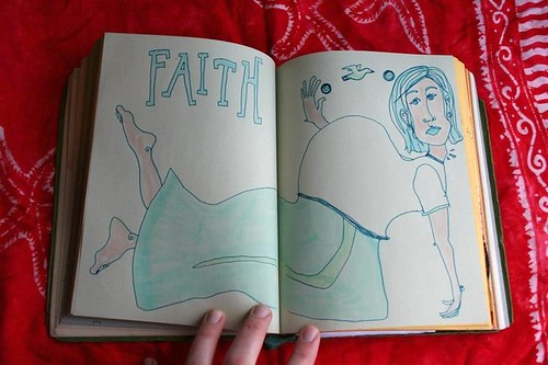 Art Journal: Faith