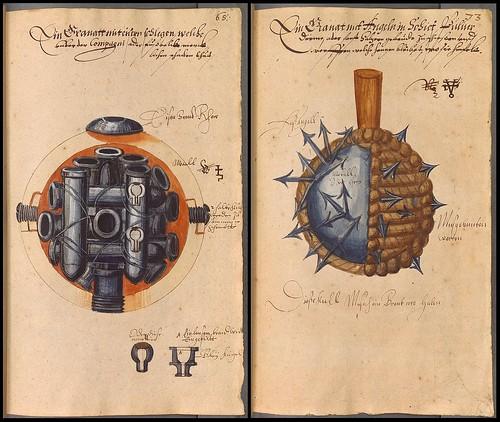Kunst und Artillerie-Buch e
