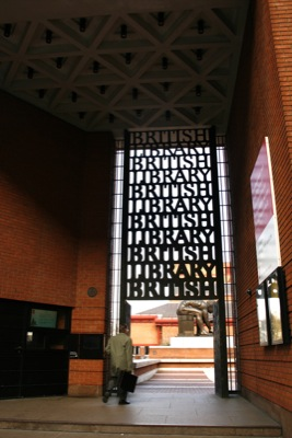 The British Library, London