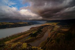 April in the Columbia Gorge
