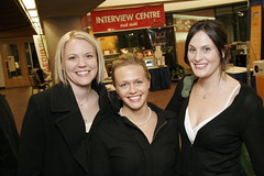 Stacey McGregor, Josie Gordon, and Friend (Contac)