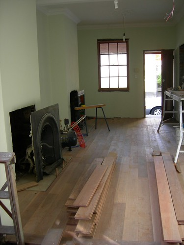 Floorboards!