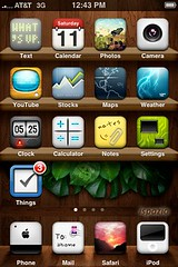 New WinterBoard iPhone theme (skramx) Tags: screenshot viaemail 3g theme iphone cydia jailbroken iwoodrealize winterboard