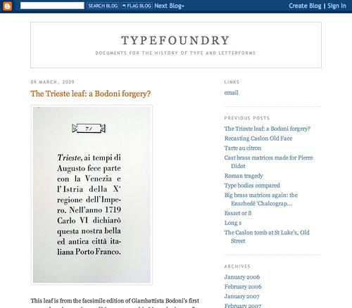 Typefoundry