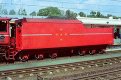 Original Red Devil (2) (Camera man Hannes) Tags: red experimental 26 niagra class steam devil locomotive sar 484 southafricanrailways ldporta