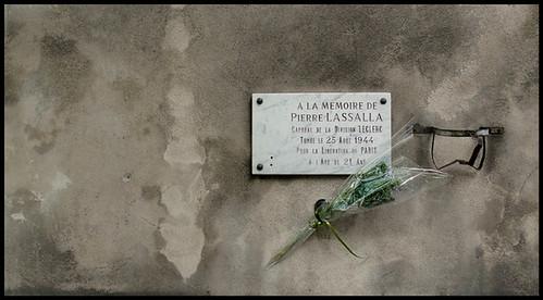 a la memoire, Paris, France