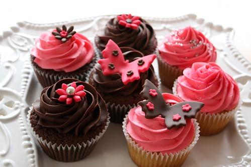Wedding Sample Cupcakes
