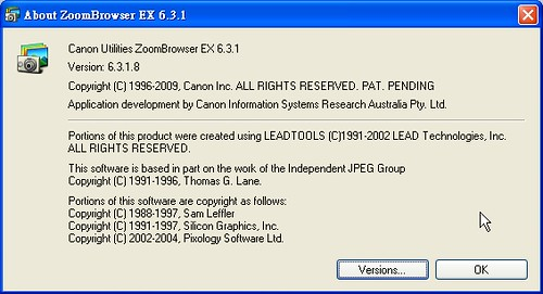 About_ZoomBrowser_EX_6.3.1-2009.04.30-18.25.44