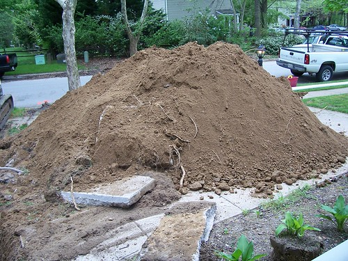 Holy Crap that's a pile of dirt!