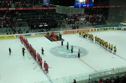 Россия-Швеция, 6:5