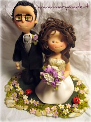 Cake Topper (marytempesta) Tags: caketopper