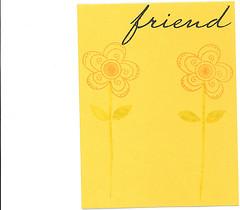 Mayflowers Yellow (megerianm) Tags: mayflowers
