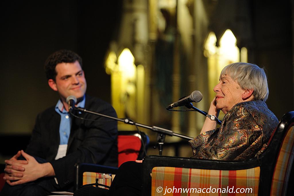 Ursula K. Le Guin & Sean Wilson