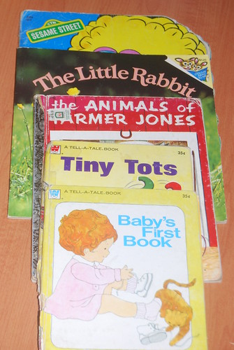 my baby books