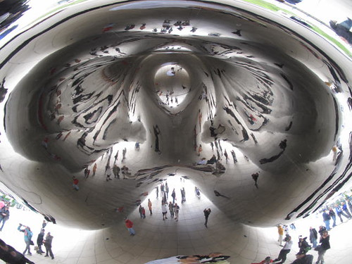 Under the Bean - Chicago