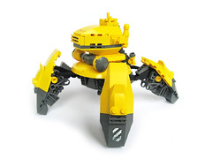 Kakekomi - Demolition type (Fredoichi) Tags: lego space robots walker mecha mech fredoichi