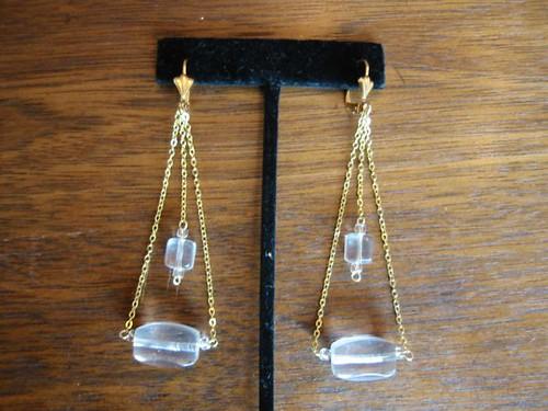 Revamped Sparkle Earrings